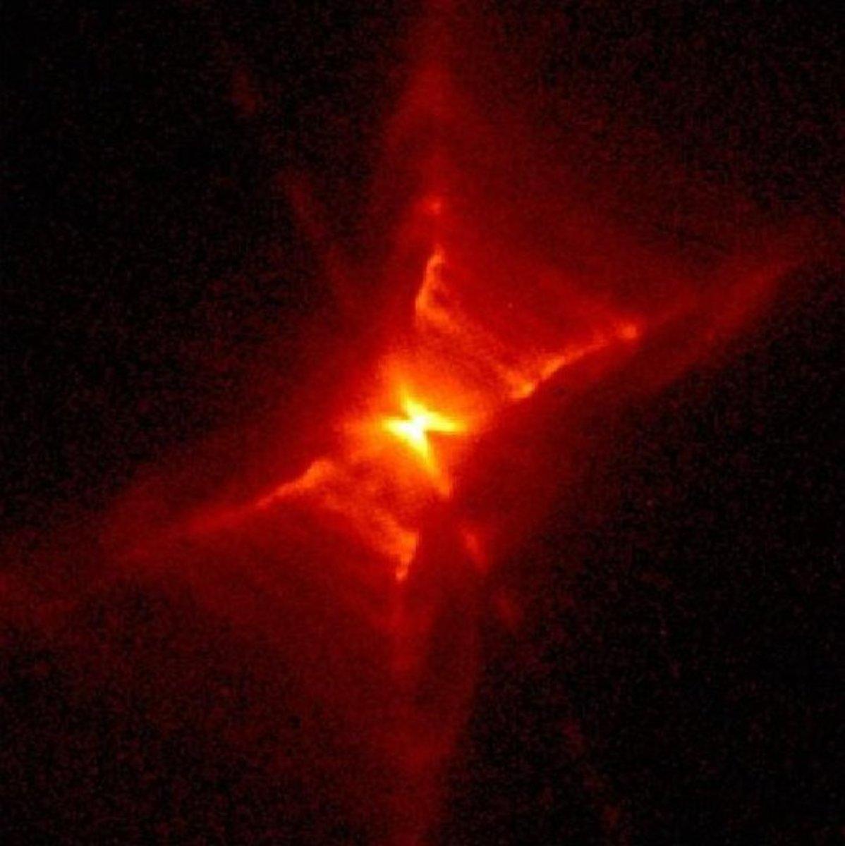 Red Rectangular Nebula
