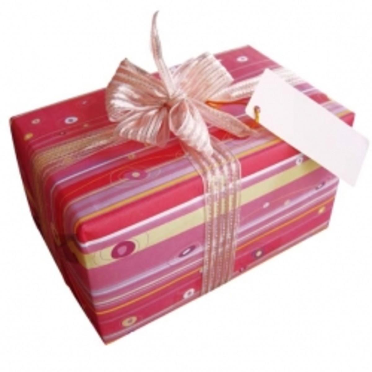 Gifts for Homeless Children