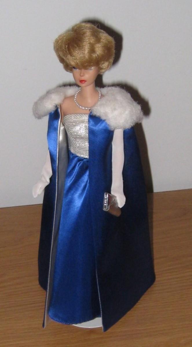 Barbie in Midnight Blue