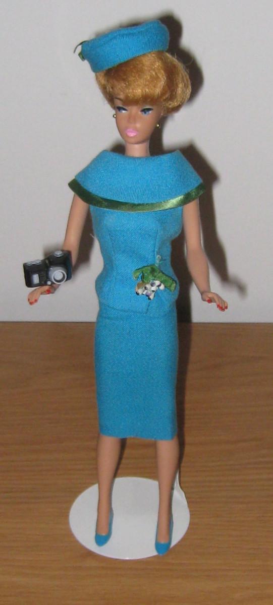 Barbie in Fashion Editor
