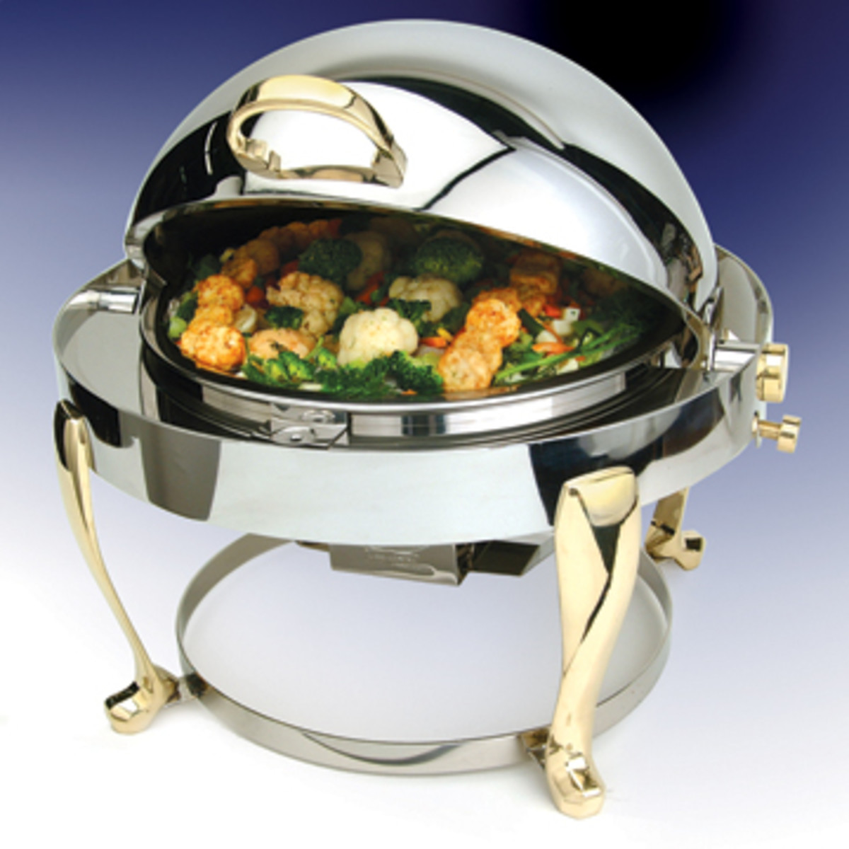 Buy Stainless Steel Chafing Dishes and Impress the Crowd