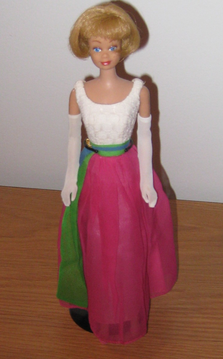 American Girl Midge wearing Fraternity Dance