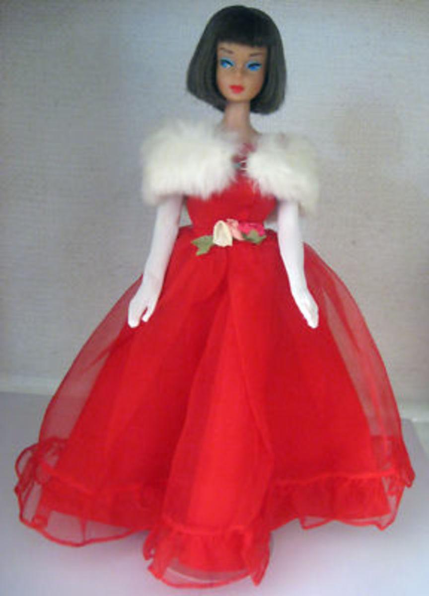 Barbie in Junior Prom