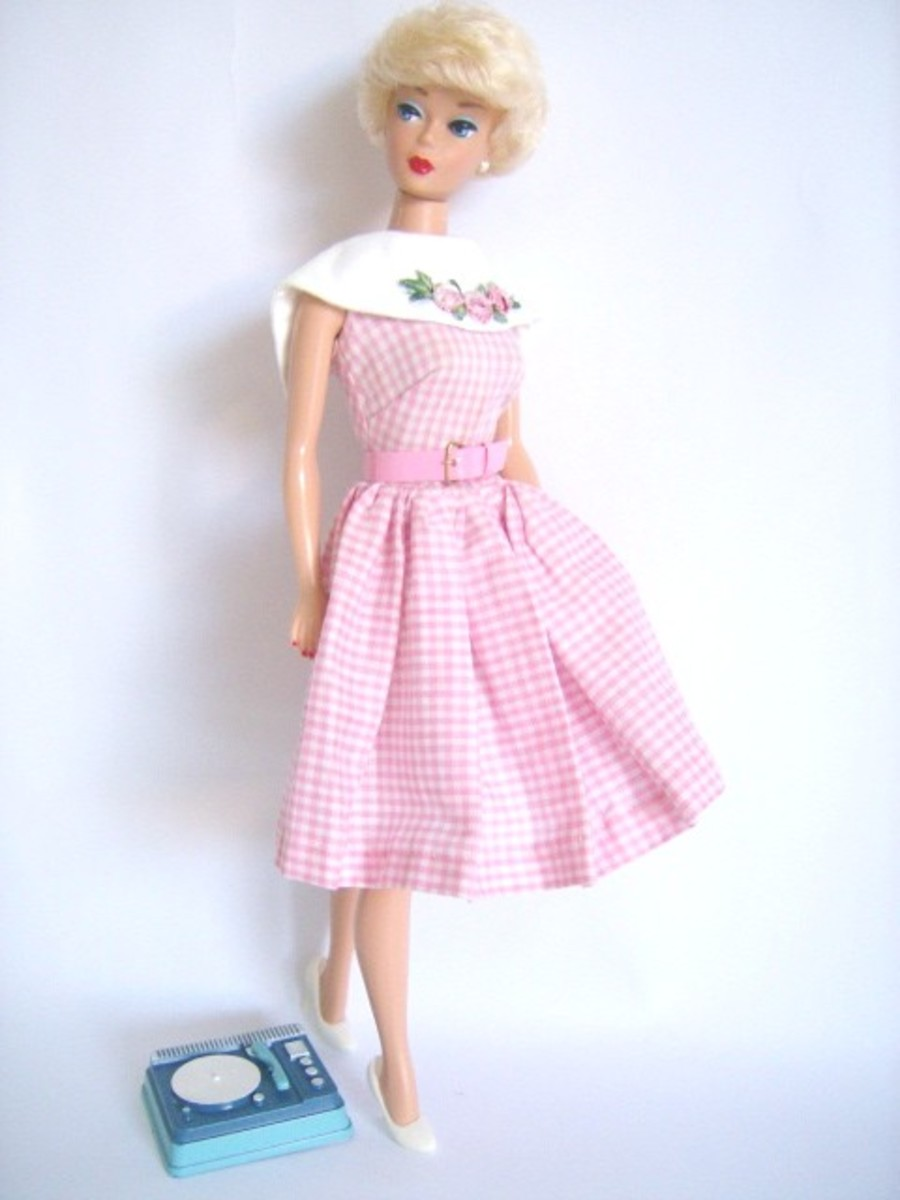 Barbie in Dancing Doll