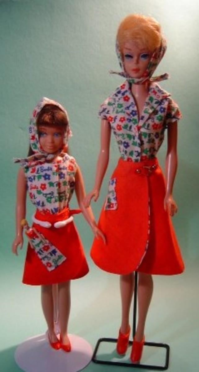 Barbie and Skipper in Fun at the Fair