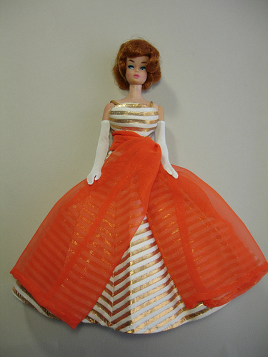 Barbie in Holiday Dance