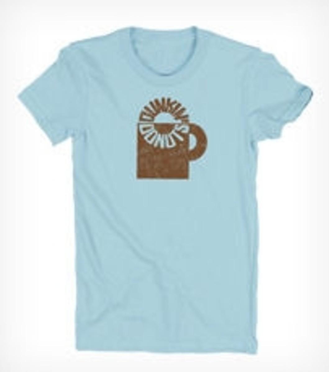 Dunkin Donuts t-shirts