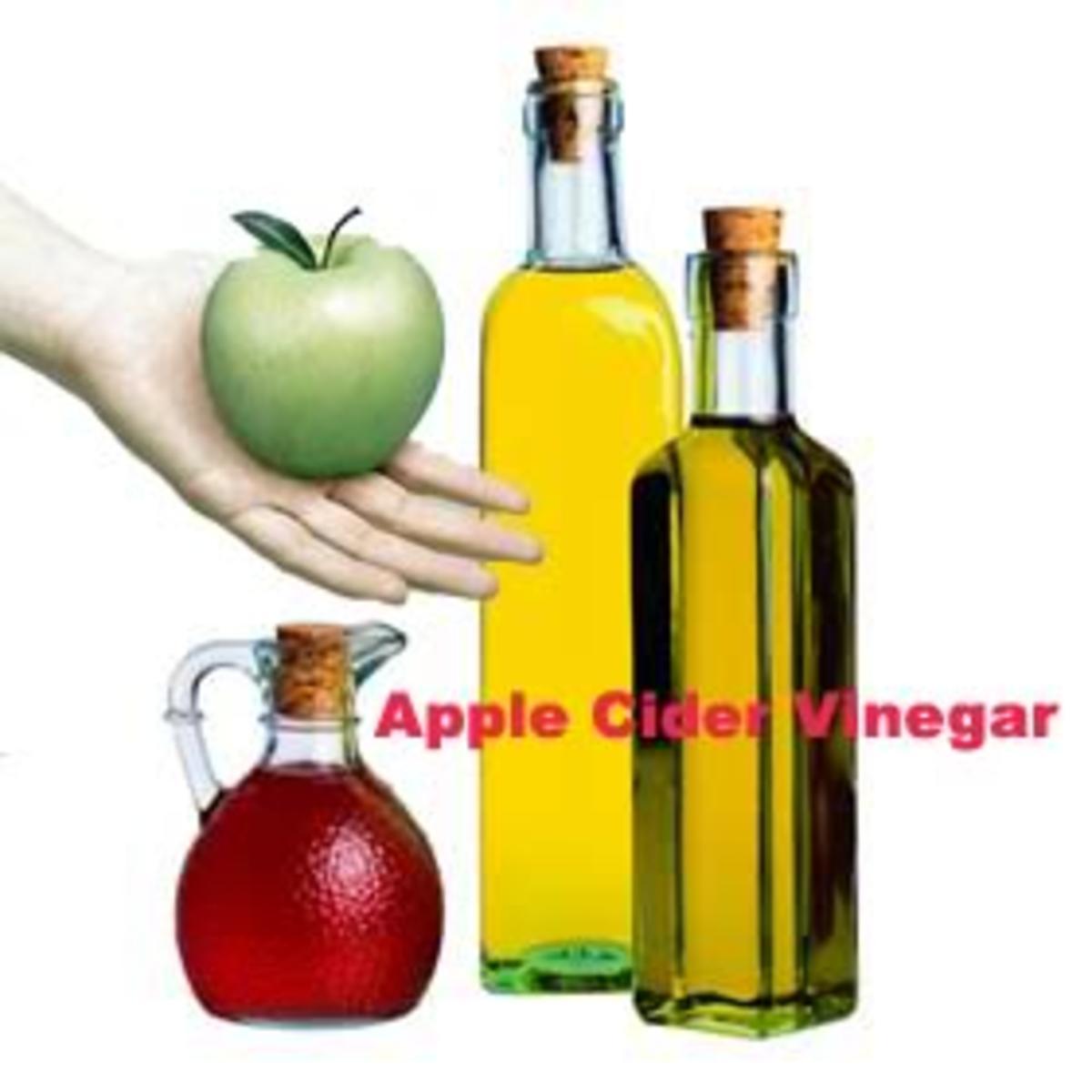 Apple Cider Vinegar (Photo Credit: kim53matthews photobucket)