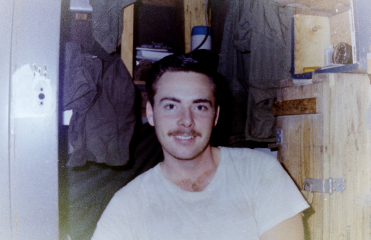 My brother Jim in Vietnam