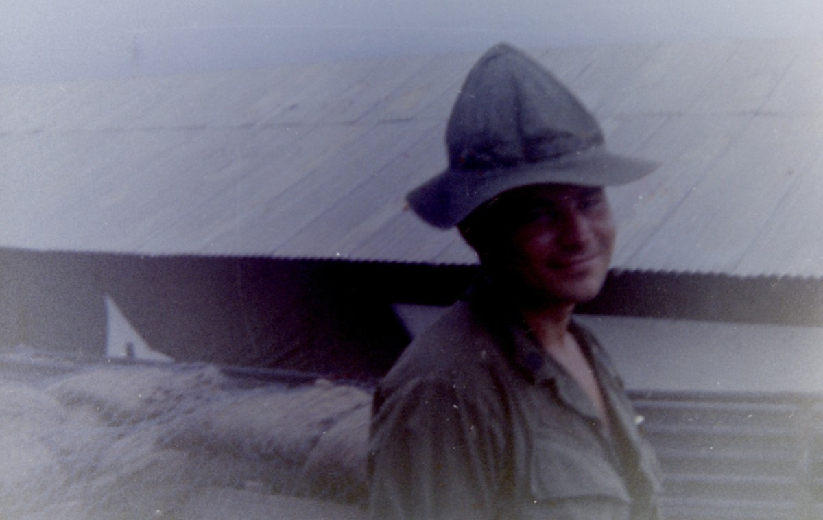 U.S. Soldier in Vietnam
