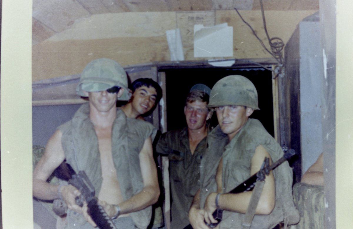 U.S. Soldiers in Vietnam