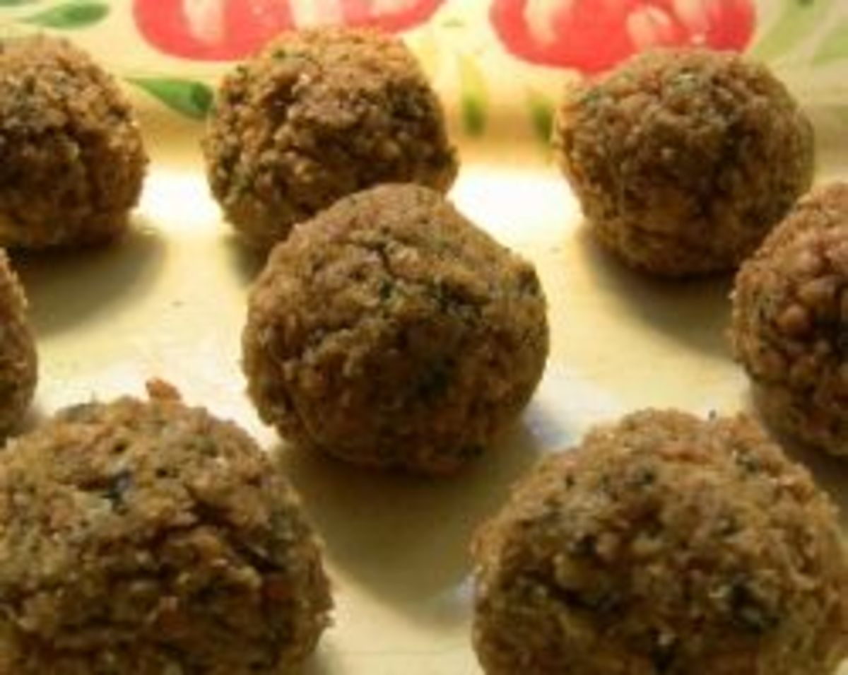Five Delicious Vegetarian Meatball Recipes Hubpages