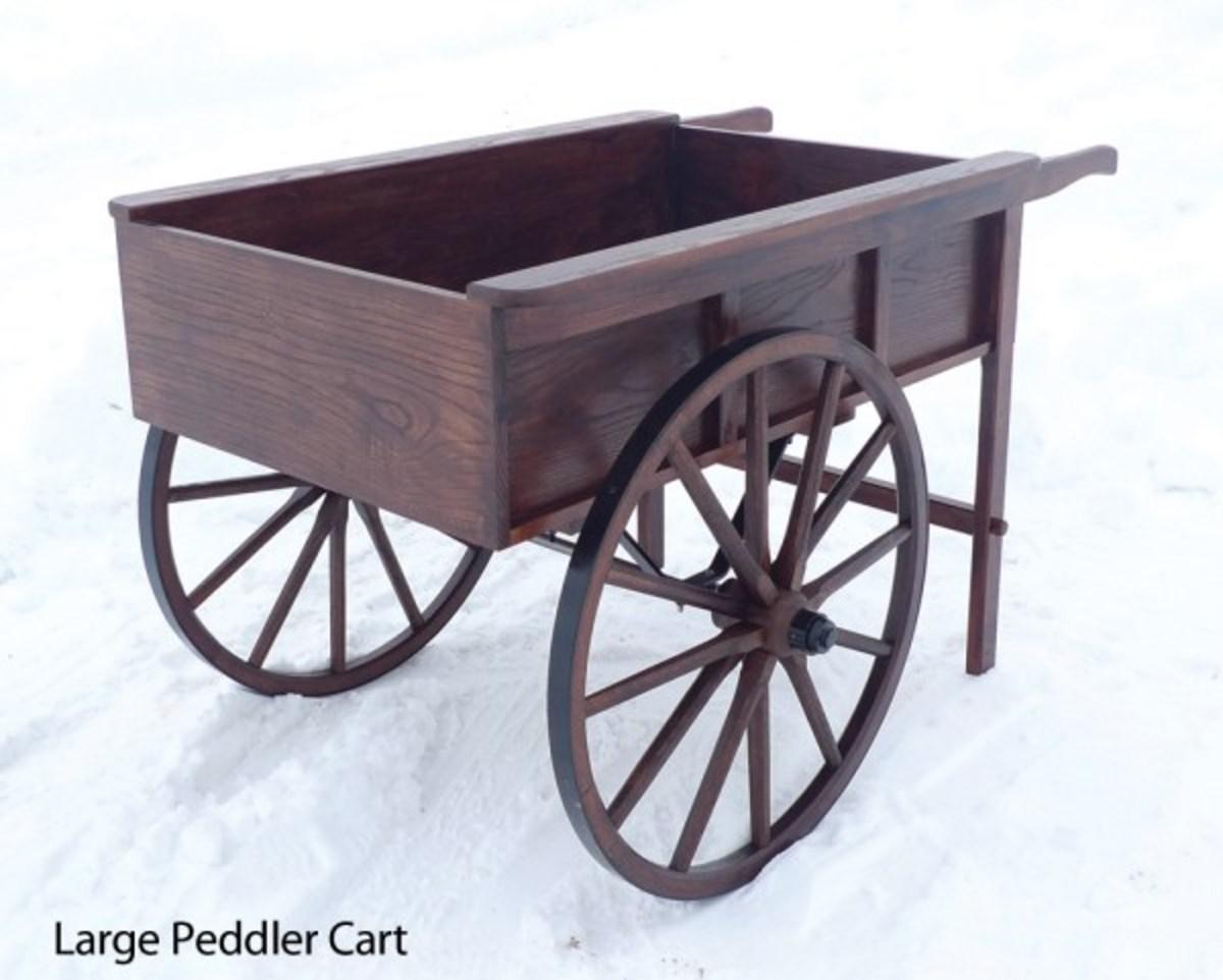 Peddler Cart