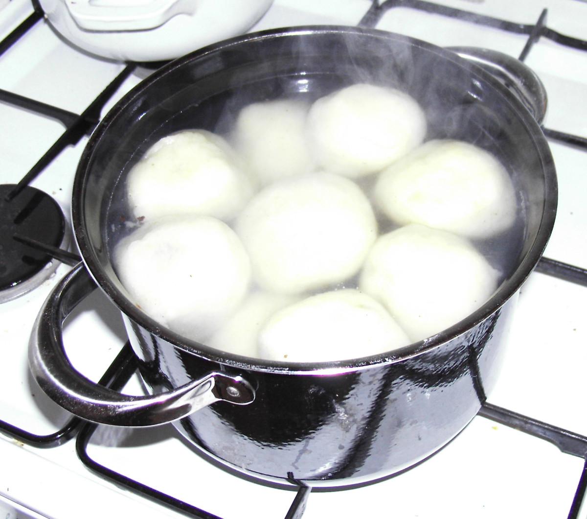 Norwegian Krube Boiling