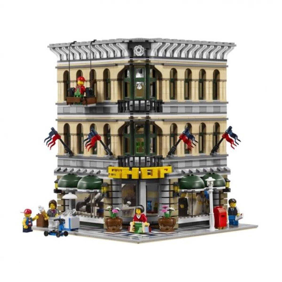 Lego Grand Emporium Set (10211)