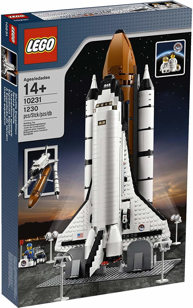 Lego Shuttle Expedition Set (10231)
