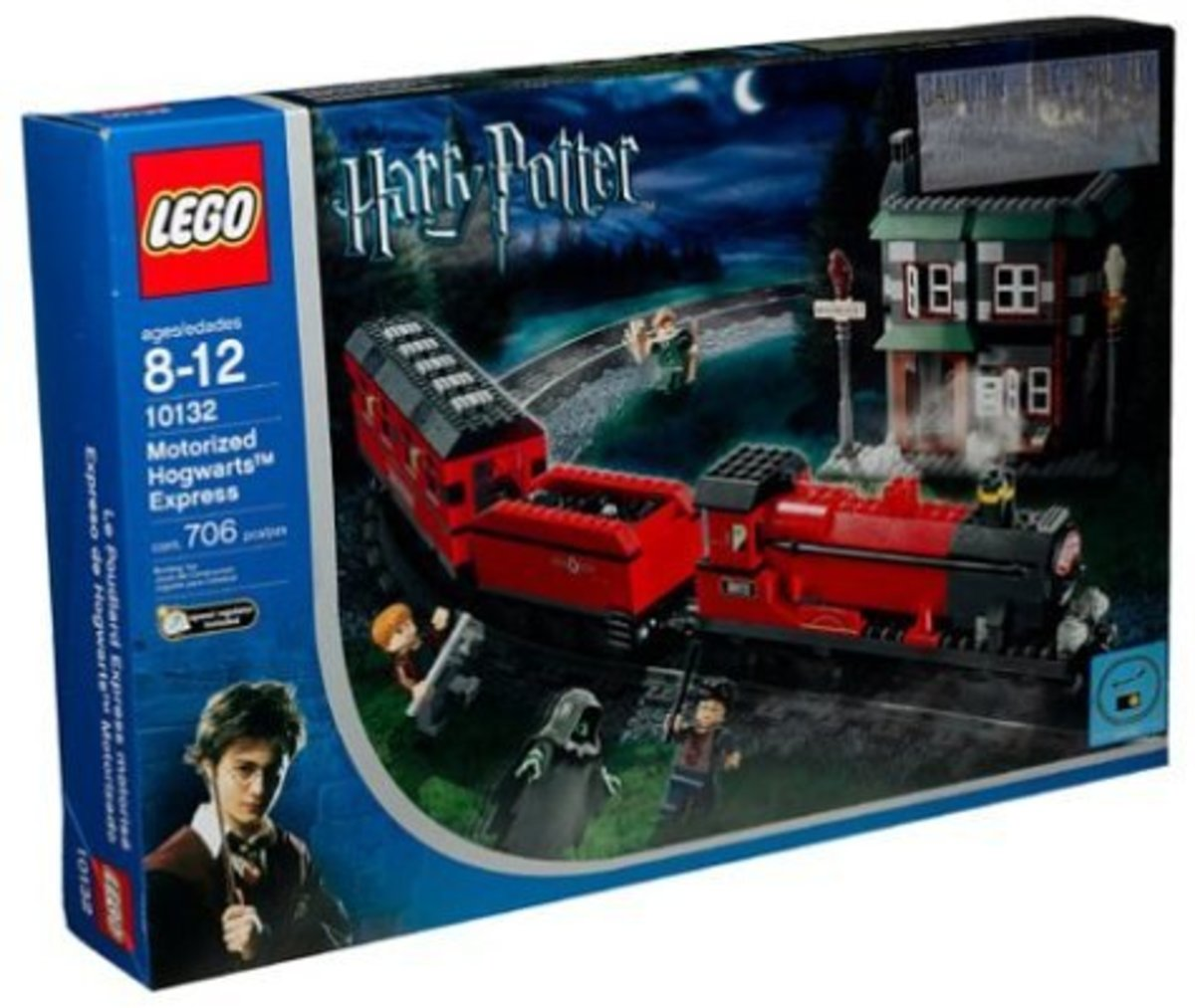 Lego Harry Potter Motorized Hogwarts Express (10132)