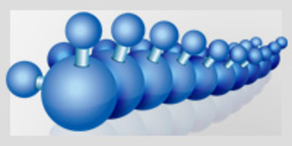 "Actual image off their website claiming ""aligned water molecules"""