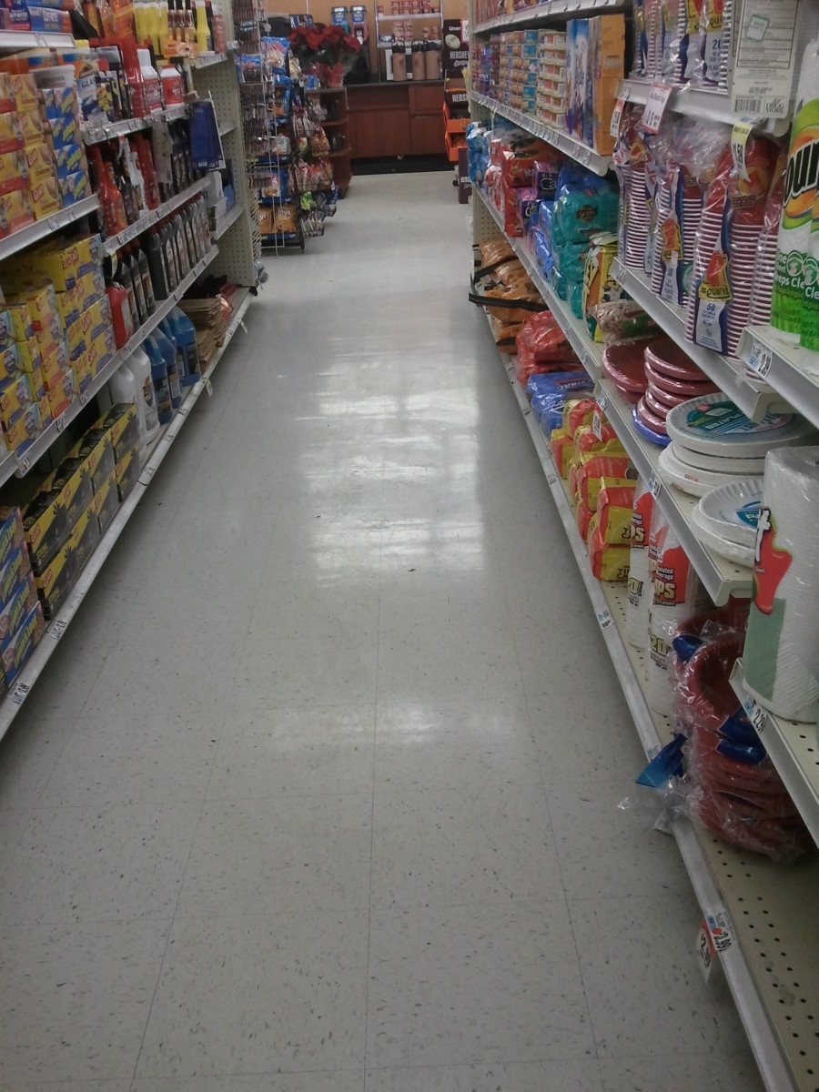 The well stocked shelves of your local convenient store can transform you from lovable loser to ho-ho-hero.
