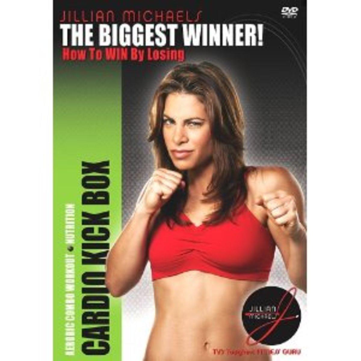 jillian michaels the biggest winner how to win by losing - cardio kickbox