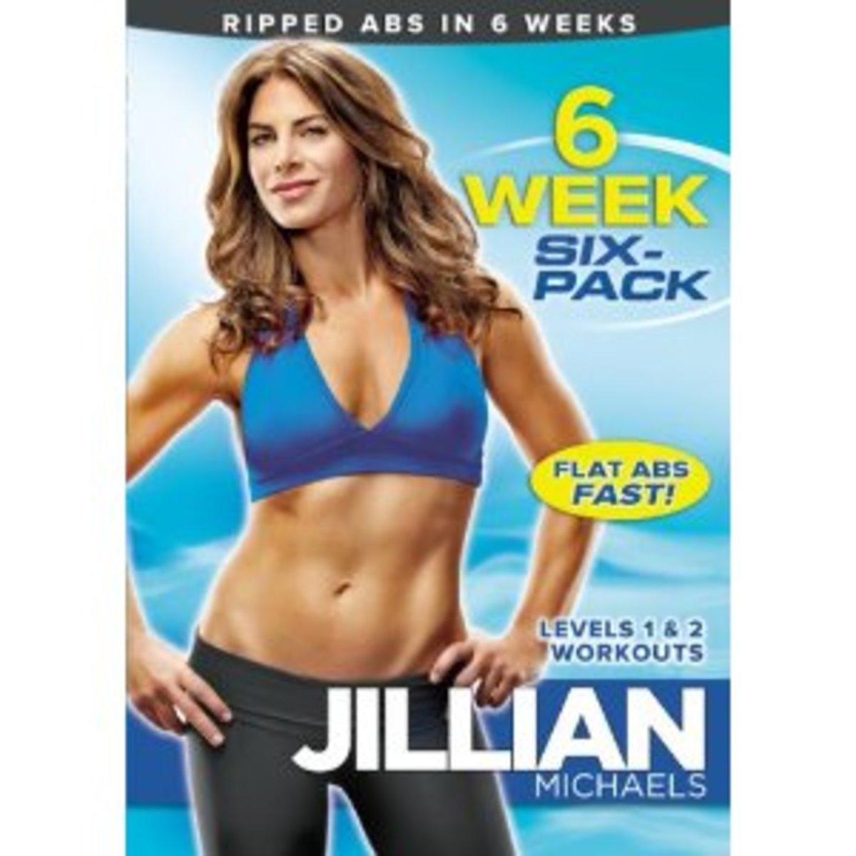 jillian michaels 6 week 6-pack