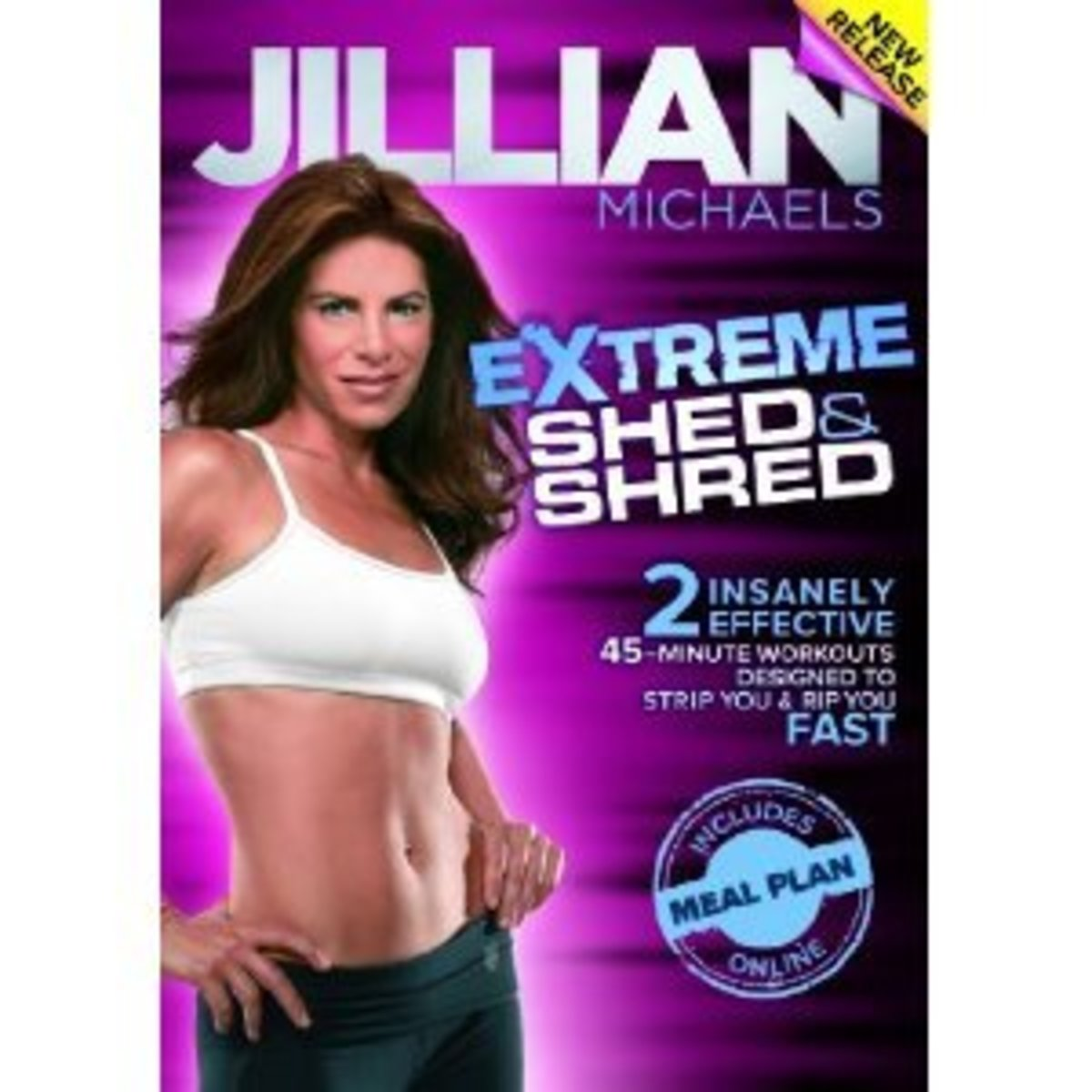 Best Jillian Michaels Workouts Kicking You Into Extreme