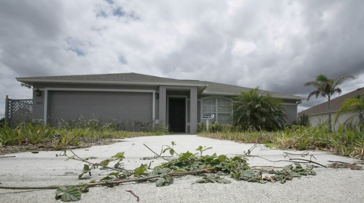 Florida Foreclosures: Our dying neighborhoods