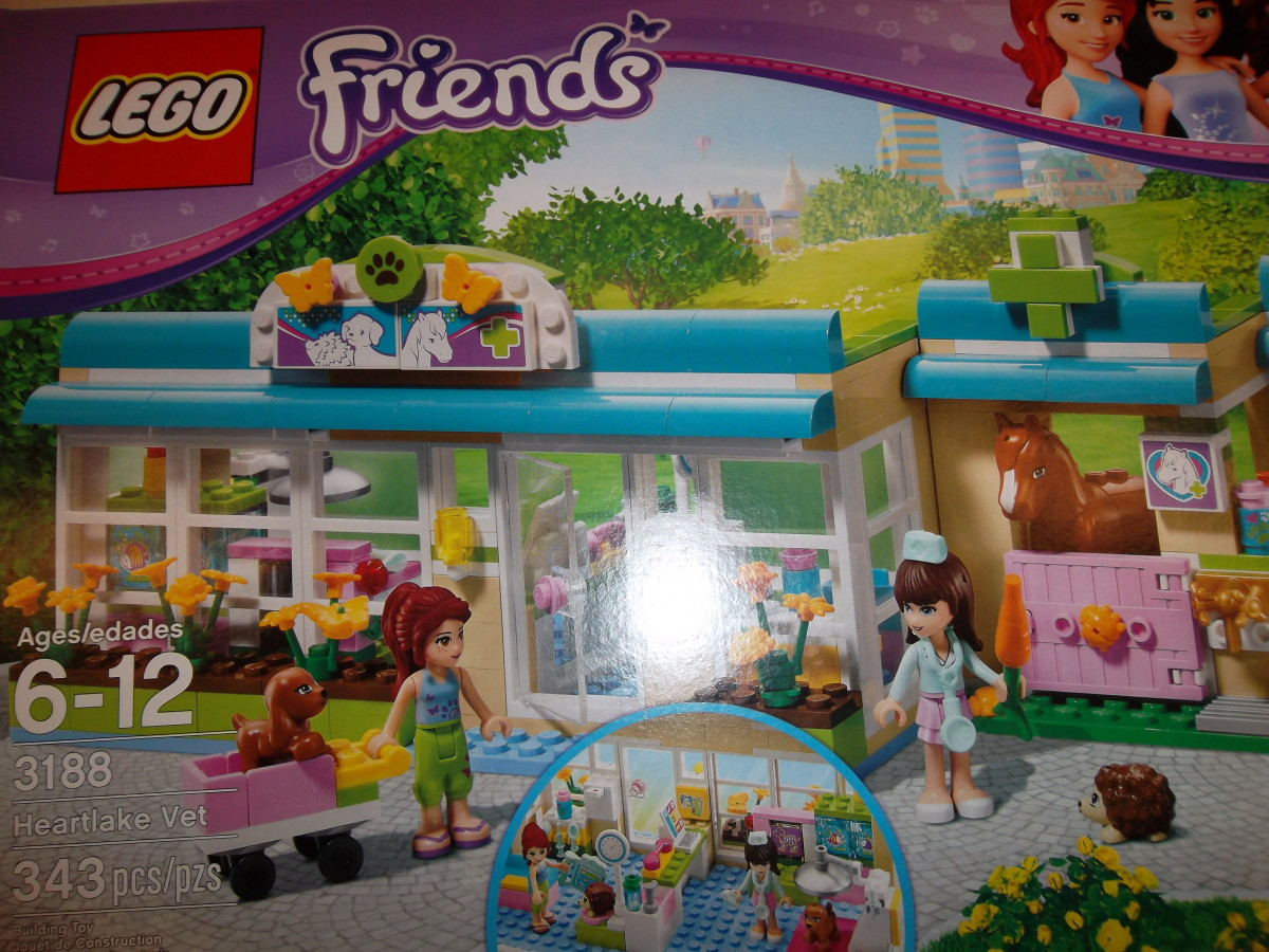 Lego Friends - Heartlake Vet
