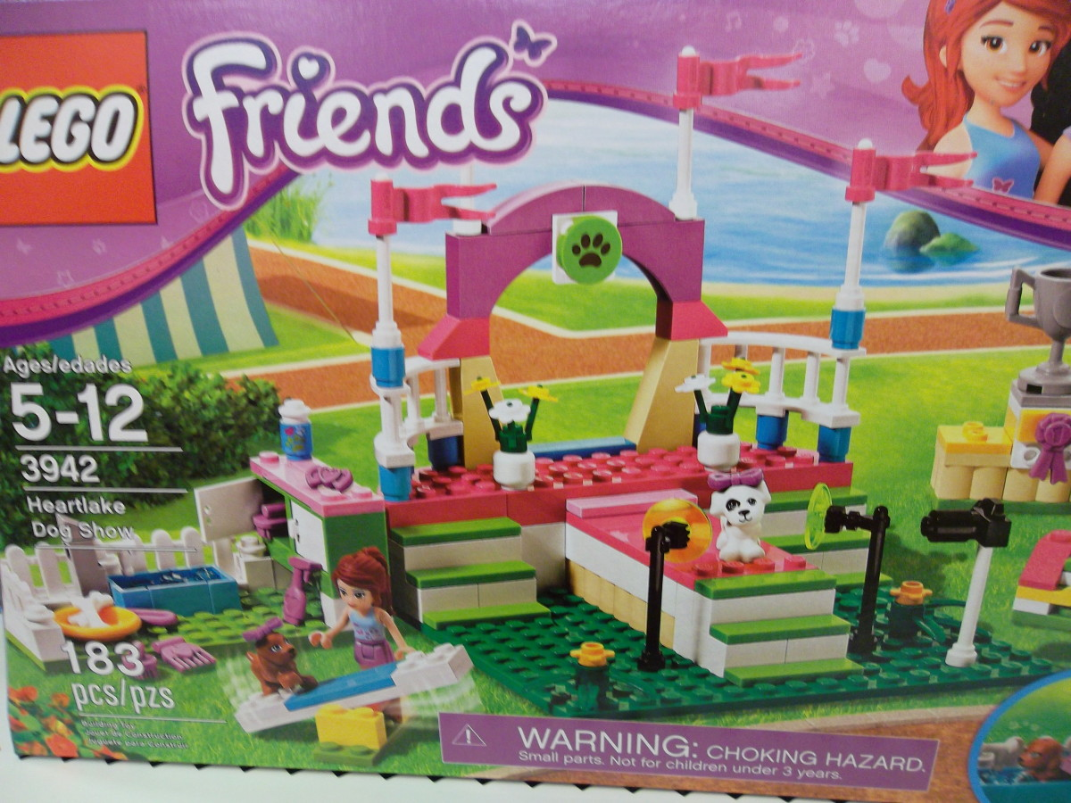 Lego Friends - Heartlake Dog Show