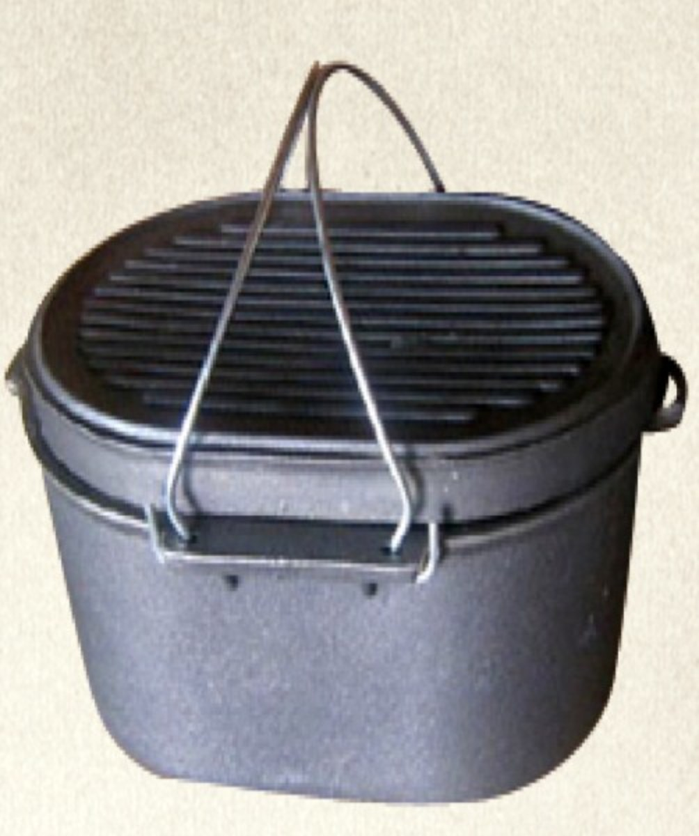 Roasters and Dutch Ovens available from Cottage Craft Works Sustainable Living General Store