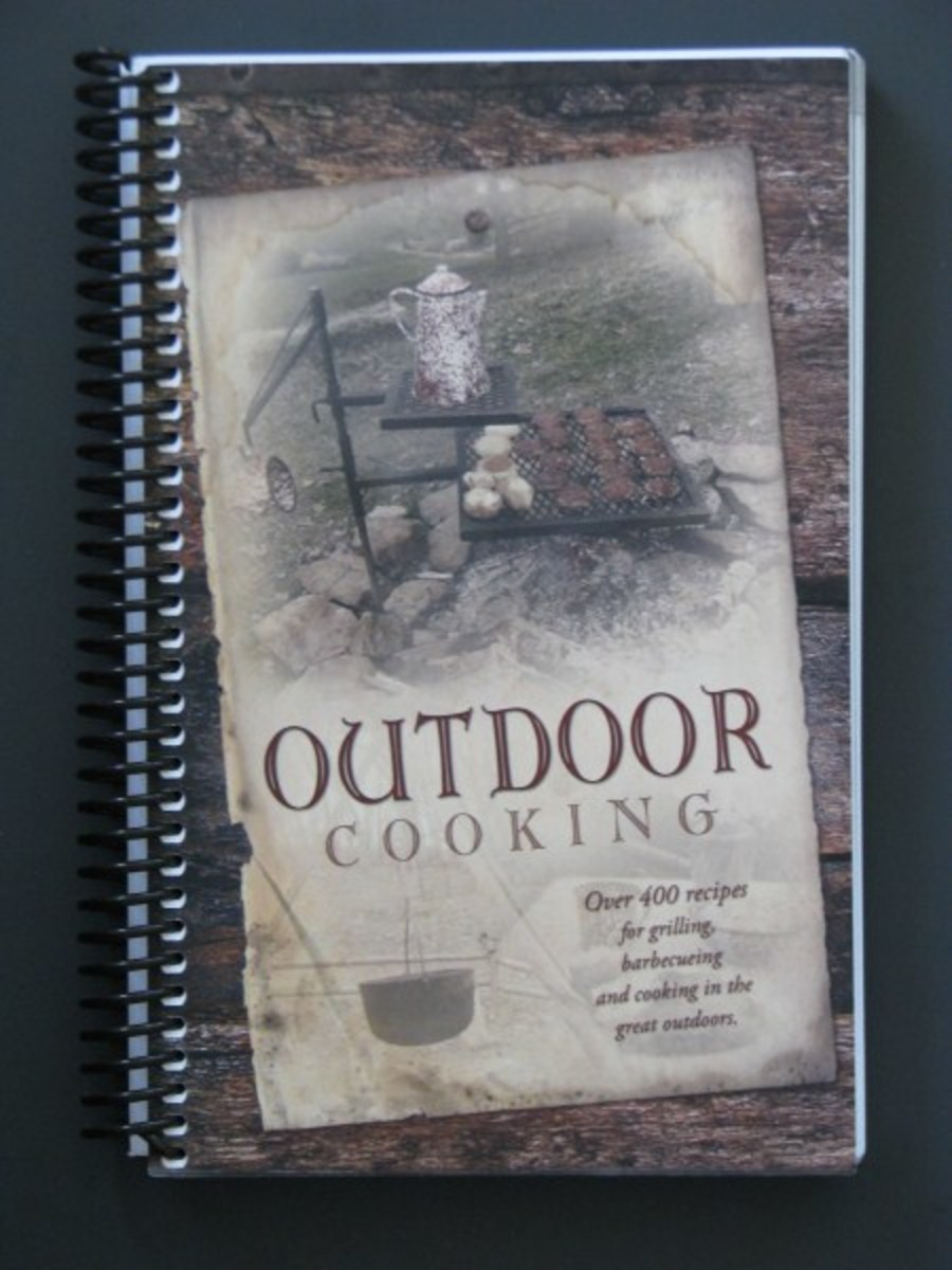 Outdoor Cooking Cookbook