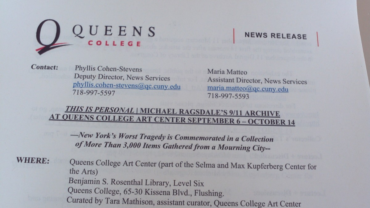 A partial image of the press release.