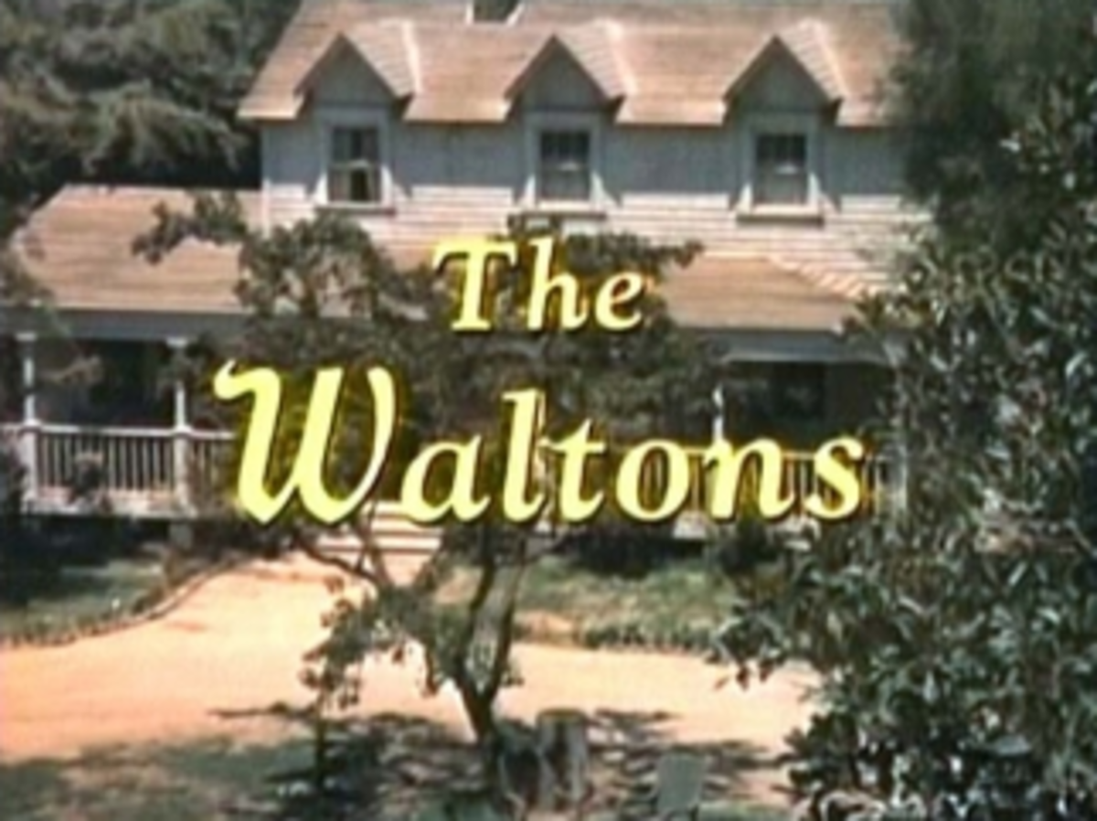 The Walton's Home apparently became the Gilmore Girls' Inn!