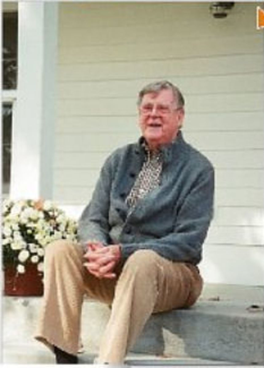 Mountain Memories: An Interview with Earl Hamner, Jr., Creator of The Waltons by M. Karen Brewer