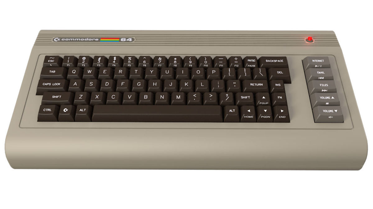 Commodore 64 Collectors Guide for Retro Junkies | HubPages
