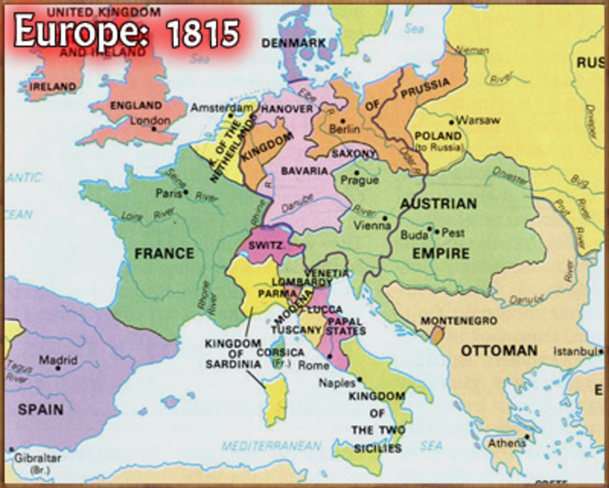 Europe: The 19th Century