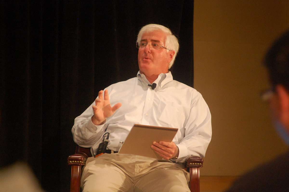 Ron Conway, a Successful Silicon Valley Angel Investor
