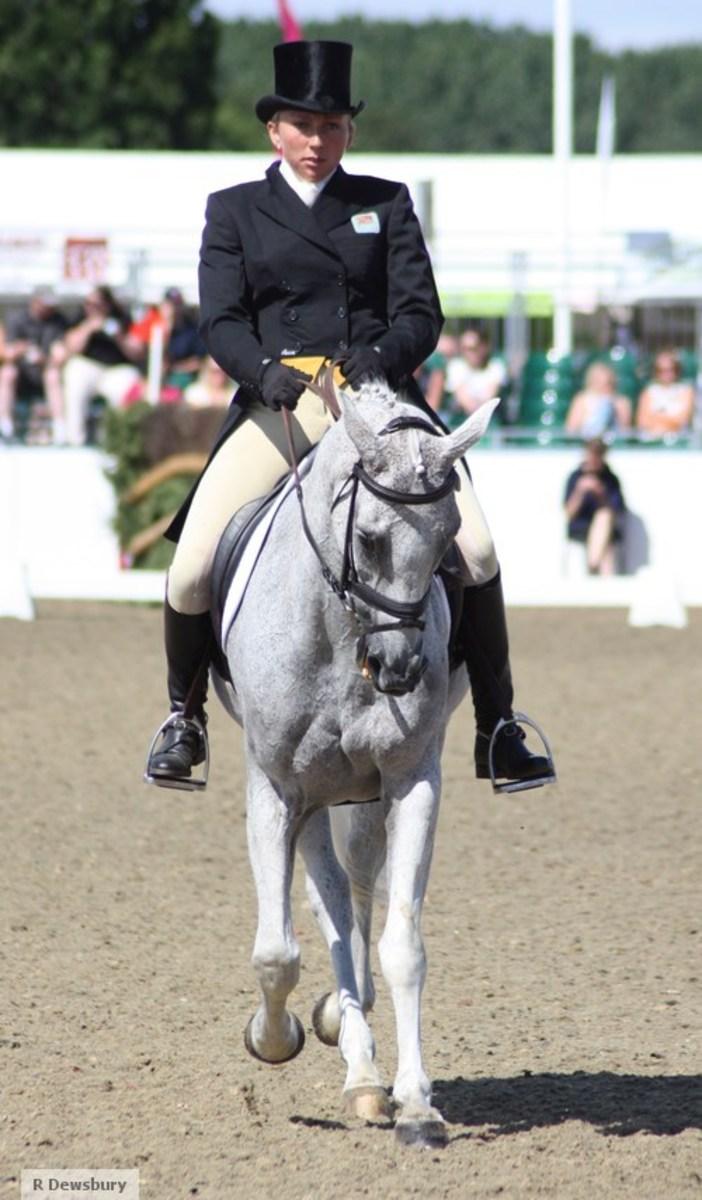 Horseback rider.