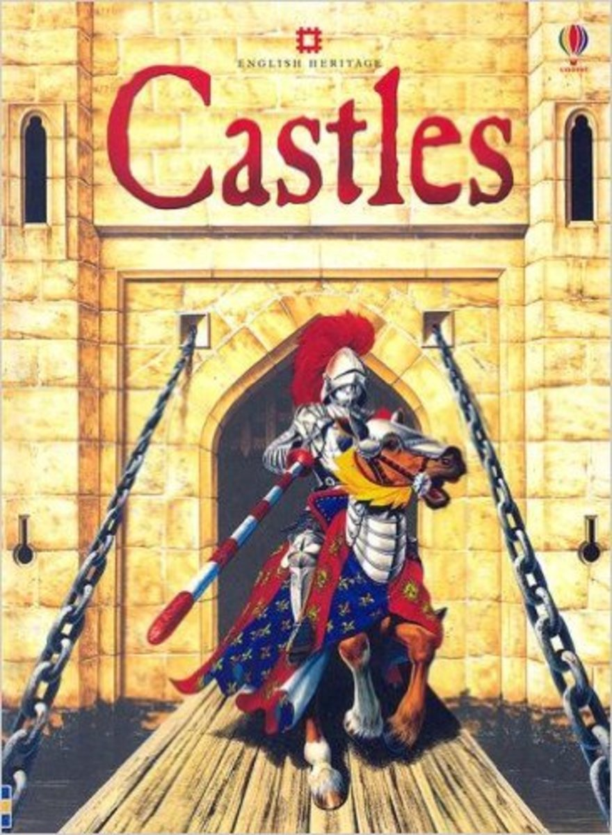 Castles (Usborne Beginners) by Stephanie Turnbull