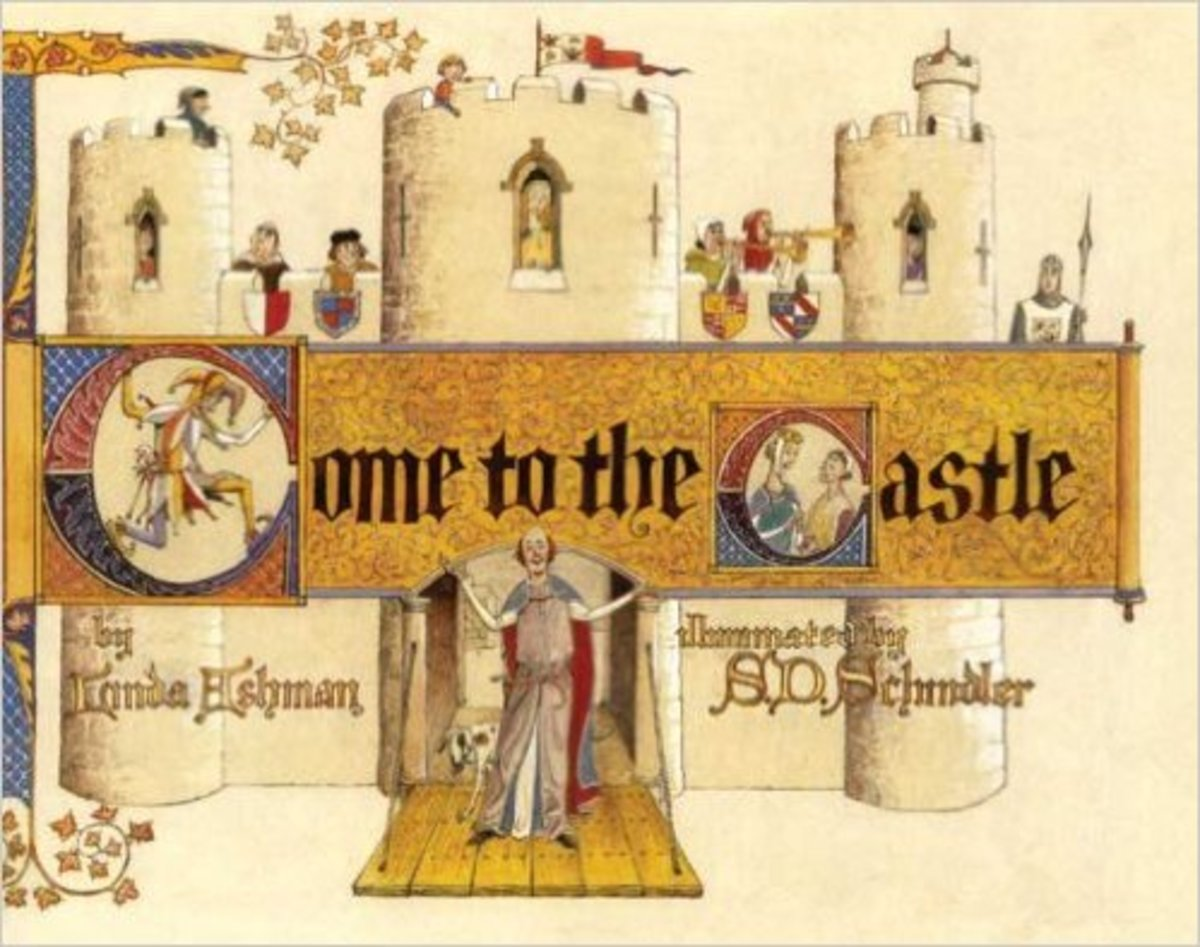 Come to the Castle!: A Visit to a Castle in Thirteenth-Century England by Linda Ashman