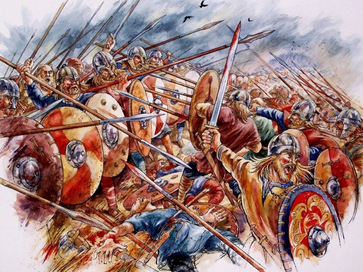 Viking - 7: Formation Fighting - the Shape and Wiles of Battle in the Viking Age