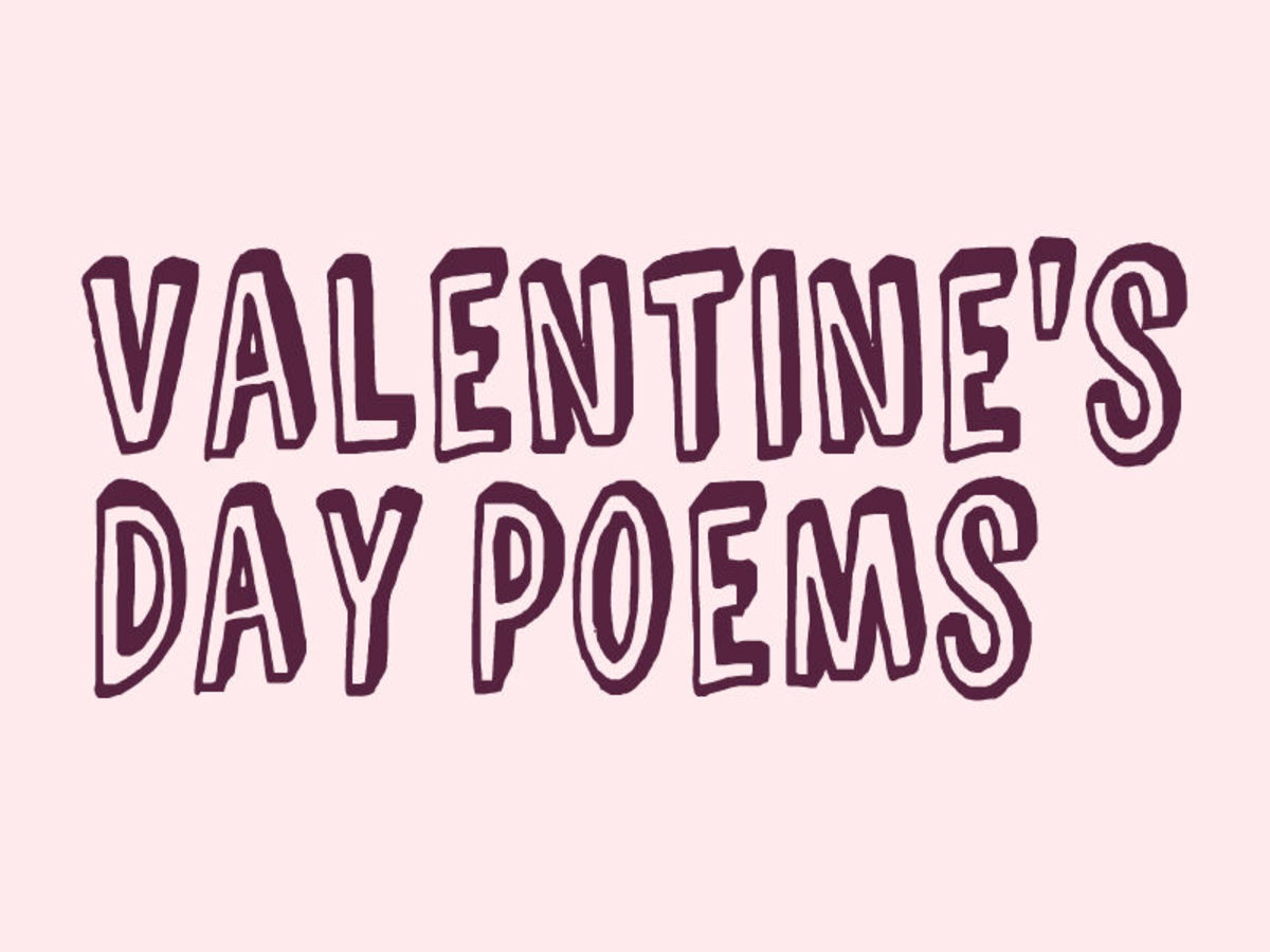 Valentines Day Poems for Cards