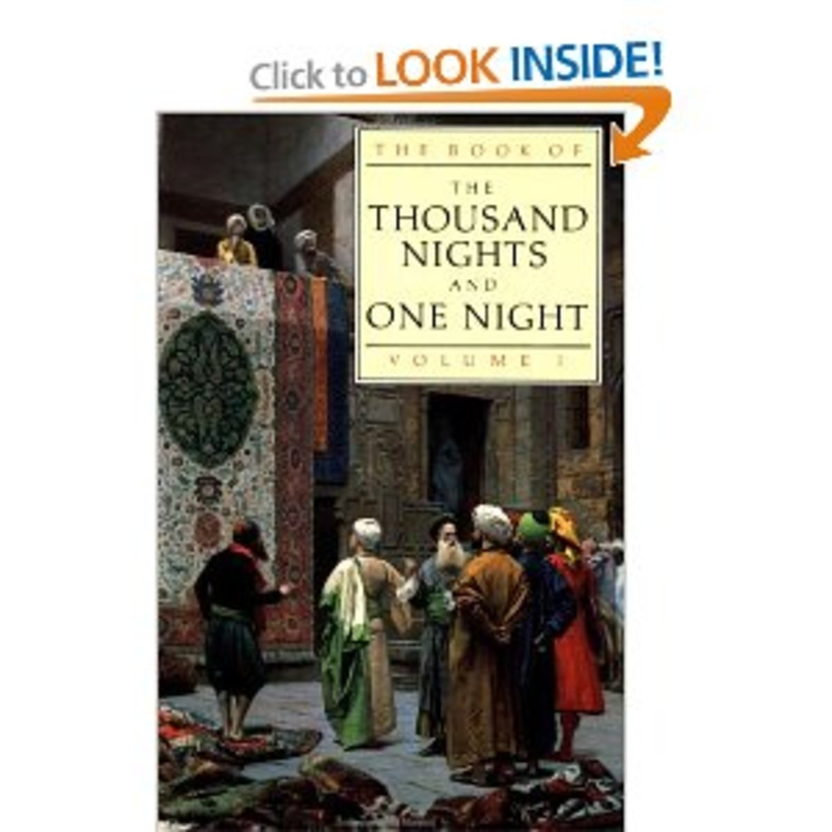 "My Thoughts About the Classic Story ""The Thousand and One Nights"" Part 1"