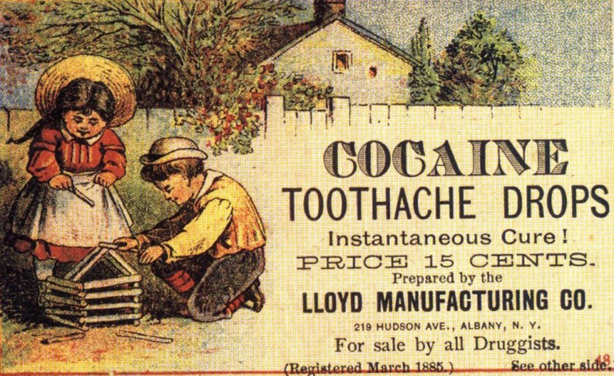 Vintage Ads for Heroin, Weed & Other Old-Time Medicines