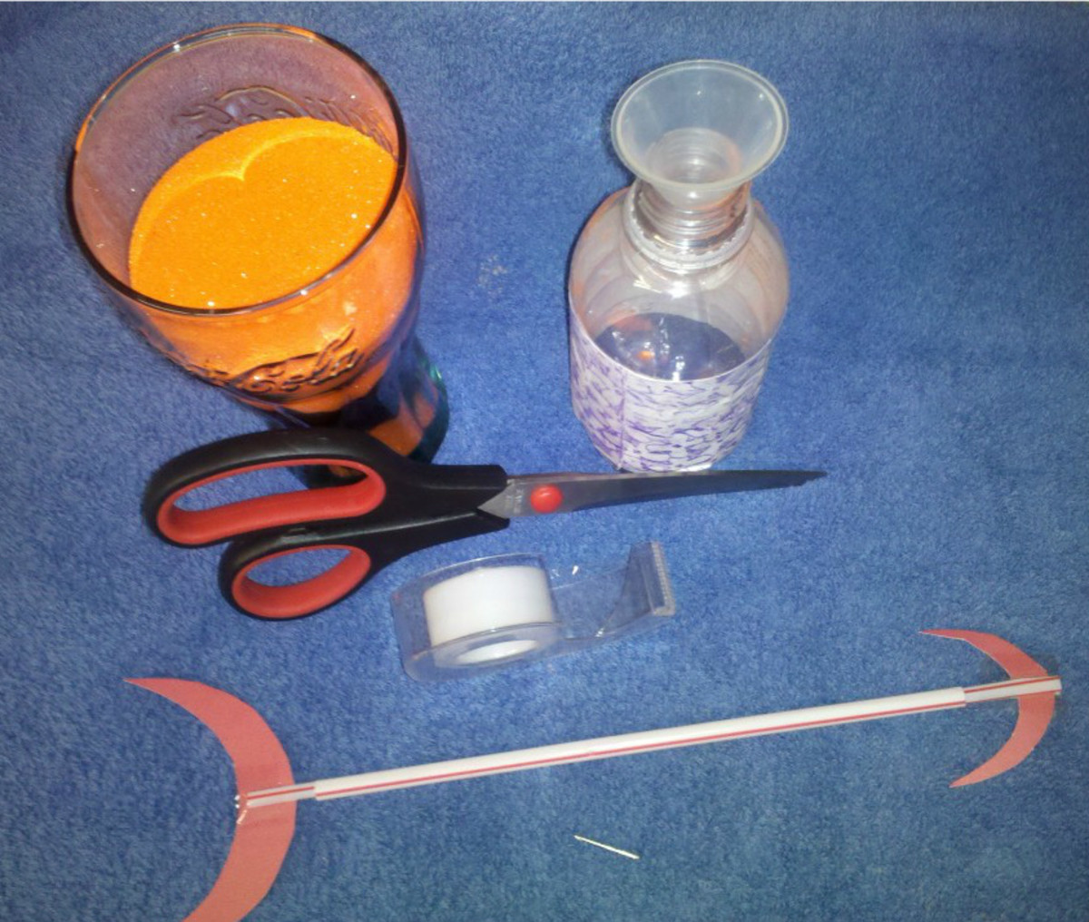 Supplies for making a wind vane