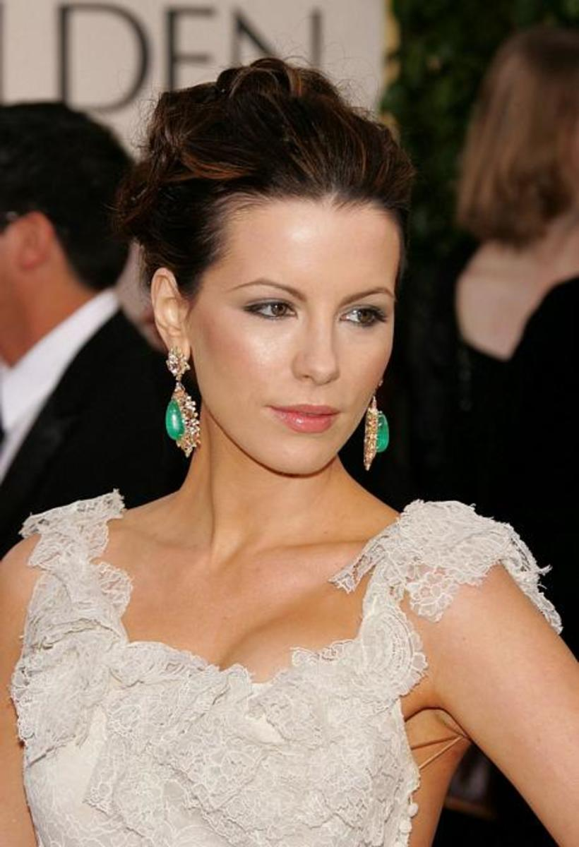 The winner - Kate Beckinsale