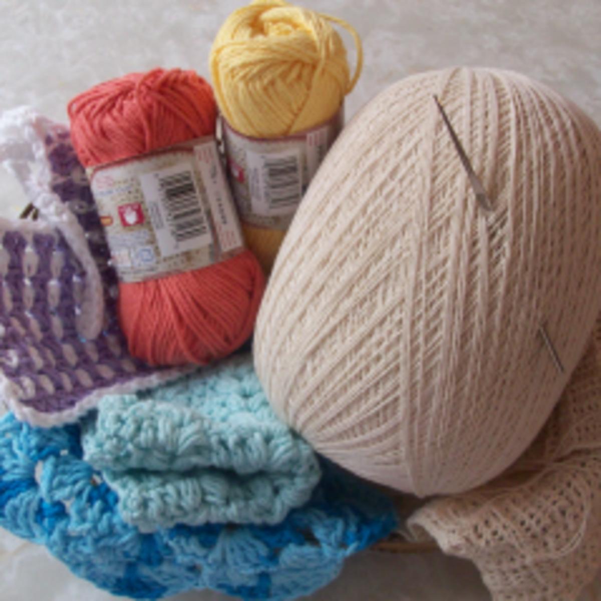 Crocheting Business : How to Start an Online Crochet Business