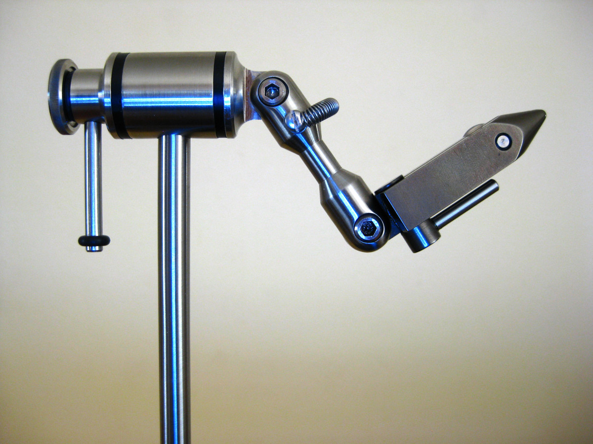 Product Review: Snowbee Waldron Fly Tying Vise