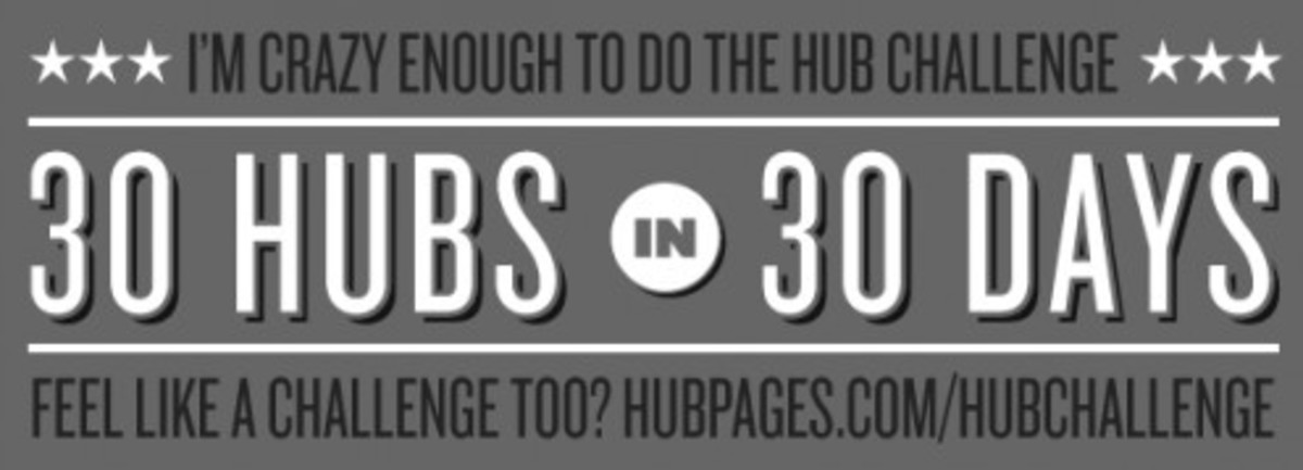 12/30 of the 30 Hubs in 30 Days Challenge