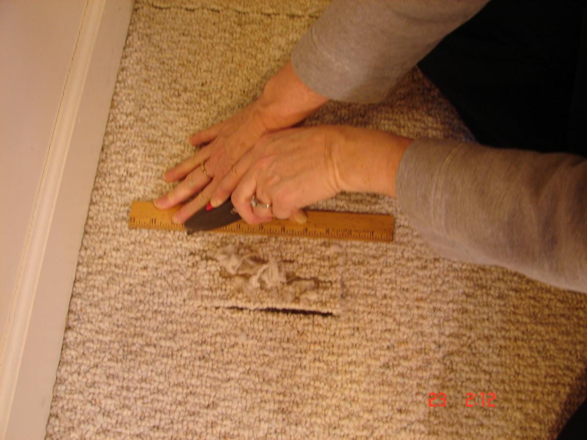 how-to-repair-carpet-holes